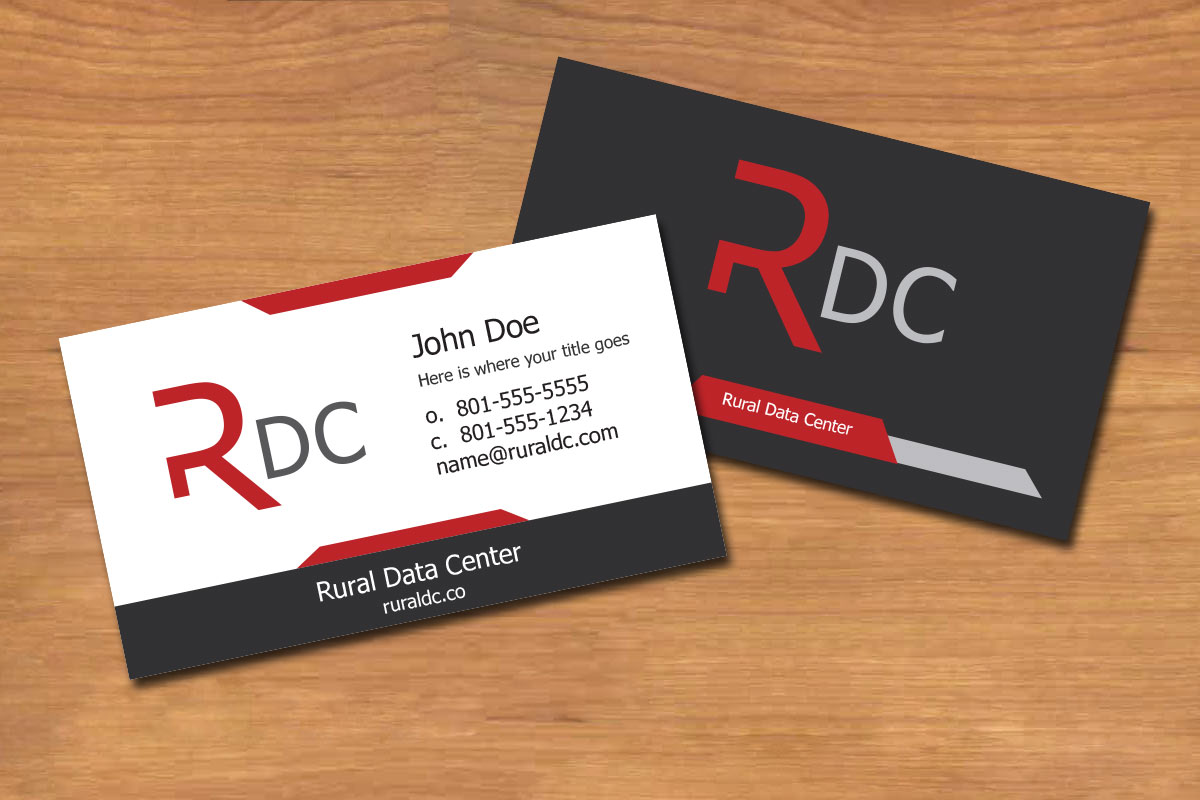 Rural DC  Business Card